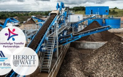 Brewster Bros and Heriot-Watt University Join Forces to Explore Potential of Recycling Process By-products